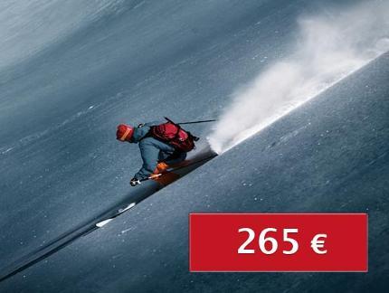 Mercedes Ski & Drive mit Skipass - 2 Tage