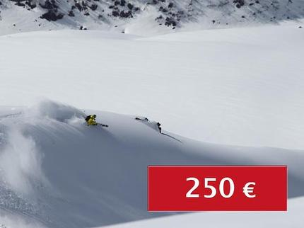Nordica Freeride Camp mit Skipass - 2 Tage