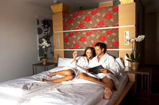 Linsberg Asia Doppelzimmer Magnolie