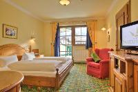 Doppelzimmer Rotmoos/Rapunzel/Blumenwiese im Hotel Sommerhof | © Hotel Sommerhof in Gosau