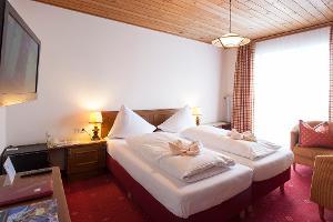 Doppelzimmer ohne Balkon | © Landhotel Agathawirt