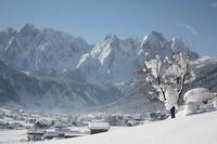 Gosau im Winter | © Ferienregion Dachstein Salzkammergut
