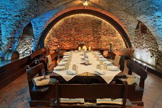Weinverlies im Schlosskeller