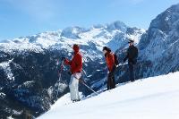 Schneeschuhwandern in Dachstein West | © OÖ.Tourismus