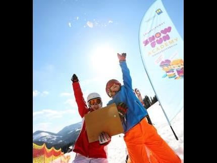 1/2 Tages-Skikurs - Skischule Lackenhof