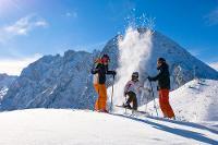 Skifahren in der Region Dachstein West | © OÖ Tourismus