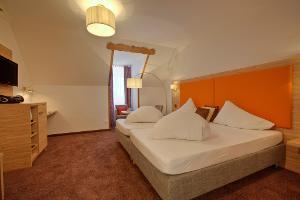 Romantik on the Mühlbach - Double room | © Wilhelm Eberl