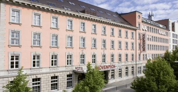 Berlin M Venpick Hotel Berlin Am Potsdamer Platz DEHOGA