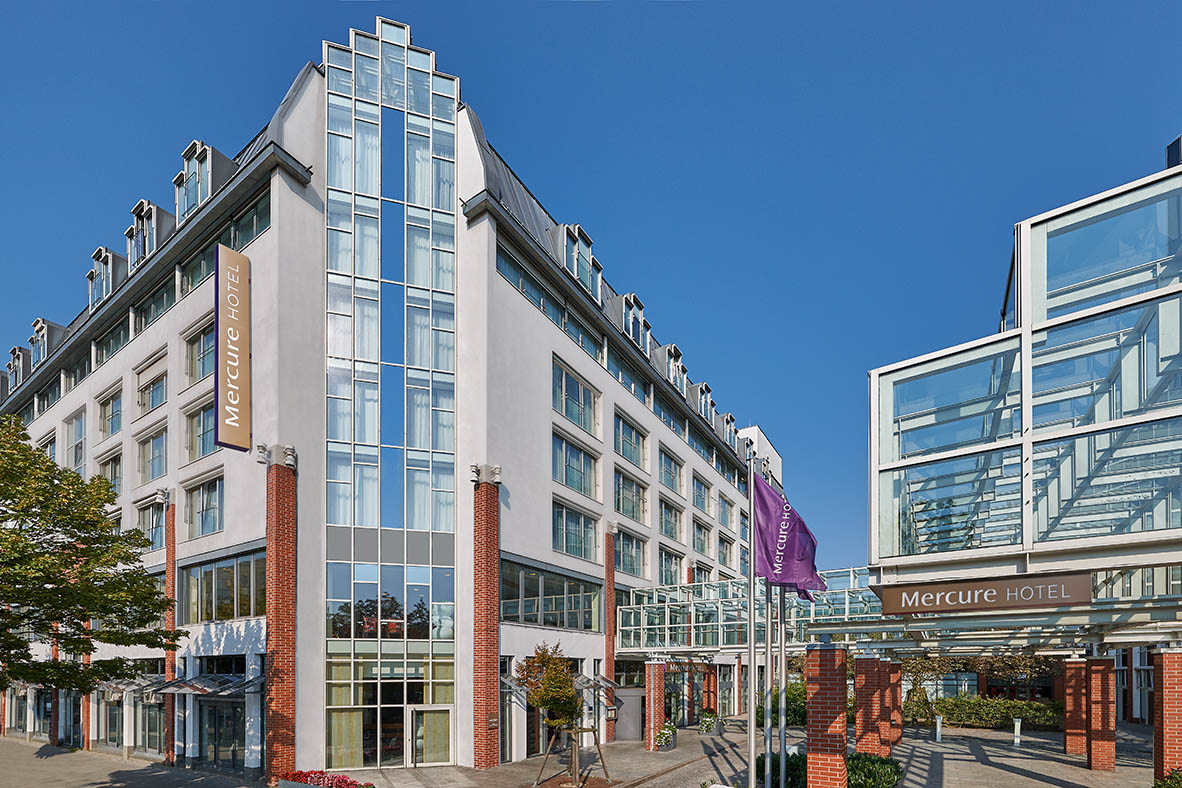 Mercure Hotel Hermannstrasse Berlin