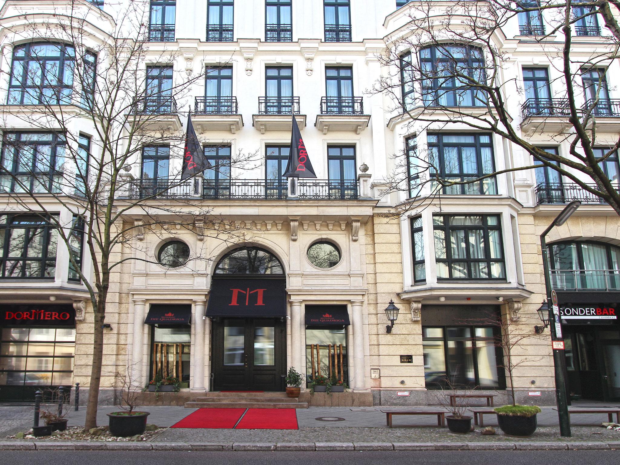 Dormero Hotel Berlin Eislebener Strabe