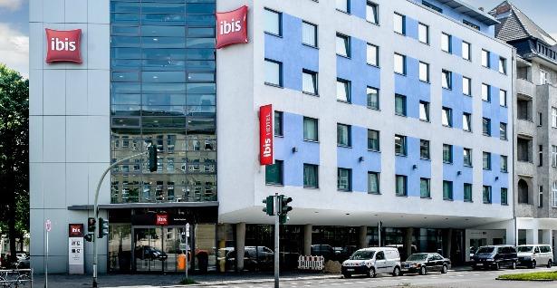 Hotel Ibis Brandenburgische Str Berlin