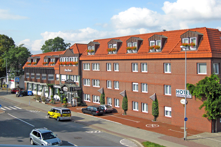 Hotel in bremen g nstig buchen hotel restaurant thomsen for Hotel delmenhorst