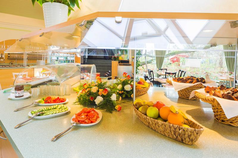 Frühstück / Urheber: Hotel am Terrassenufer / Rechteinhaber: © Hotel am Terrassenufer