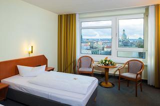 Zimmerausblick auf Altstadt