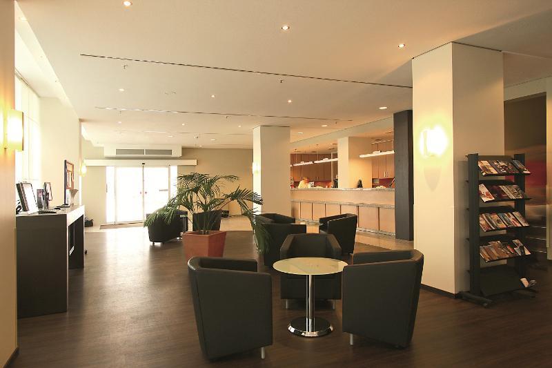 Lobby / Urheber: ibis Hotels Dresden / Rechteinhaber: © ibis Hotels Dresden