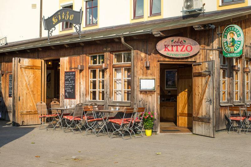 """Restaurant """"Kitzo Alpenstüberl"""""""