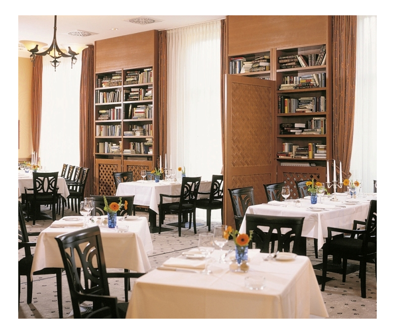 "Restaurant ""Bibliothek"""
