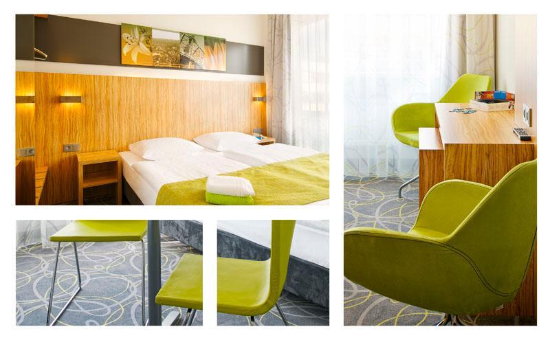 Hostel Doppelzimmer / Urheber: cityherberge / Rechteinhaber: © cityherberge