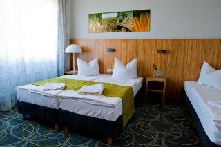 Dreibettzimmer Hostel