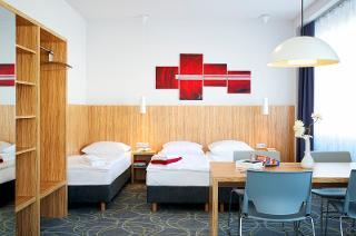 Hostel Vierbettzimmer