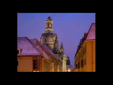 Besinnliches Dresden - Adventliche Klänge in der Frauenkirche - 13.30 Uhr