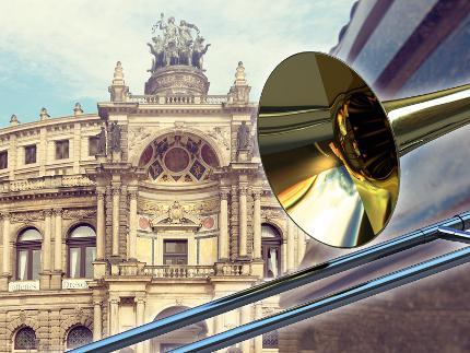 So klingt Dresden - der besondere Musikrundgang (10:30, 14:30, 17:00 Uhr)