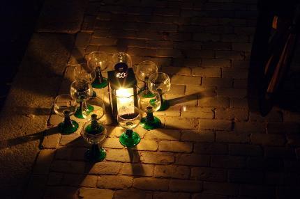 igeltour: Des Nachts durch Dresdens Gassen - Unterwegs mit dem Grauen Mönch