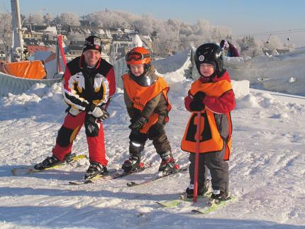 Ski-Kindergarten 3-6 Jahre