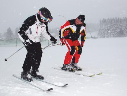 Skikurs Alpin