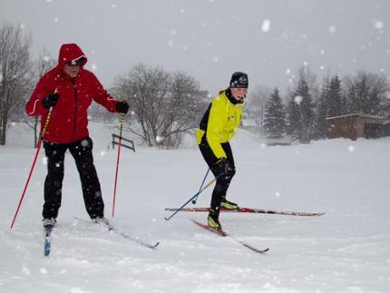 Langlaufkurs Skating