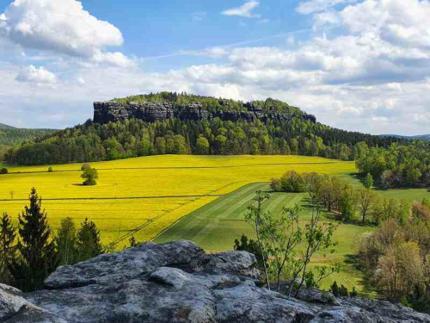 """Zurück in die Natur - Wanderung """"Über den Rauenstein"""" - Erwachsener"""