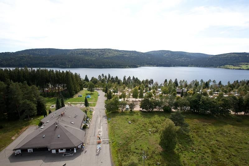 Campingplatz Schwarzwald See