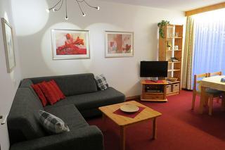 Wohnzimmer Fewo 4