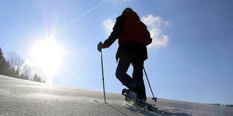 Schneeschuhwanderung: Leichte Tour übers Windeck