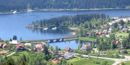 Segwaytour: Fischbacher Runde am Schluchsee