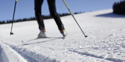 Skilanglauf: 2-Tages-Gruppenkurs für Einsteiger Skating