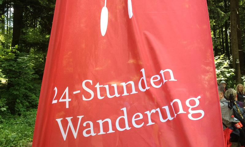 24-Stunden-Wanderung im Schwarzwald