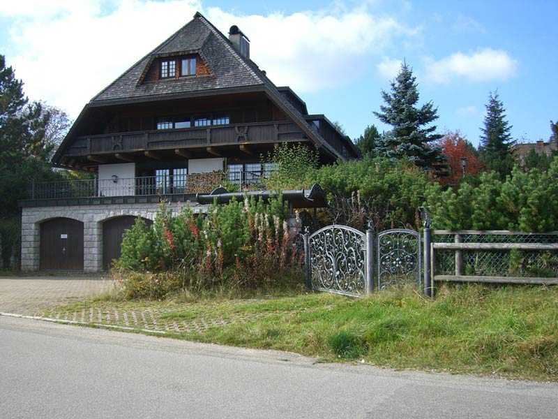 Ferienwohnung Haus Falko Feldberg Falkau Ferienwohnung