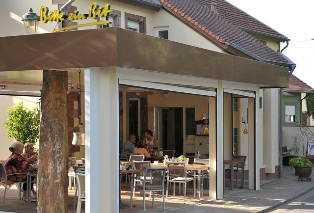 Hotellerie Waldesruh (Wallerfangen). Ferienwohnung Waldblick I, 80qm, max. 4 Per