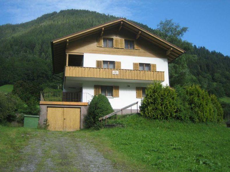 Großbild von Ferienhaus  Alpila (Brand). Ferienhaus