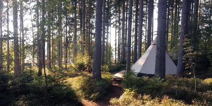 """Glamping """"Chez Alfons"""" am Schluchsee"""