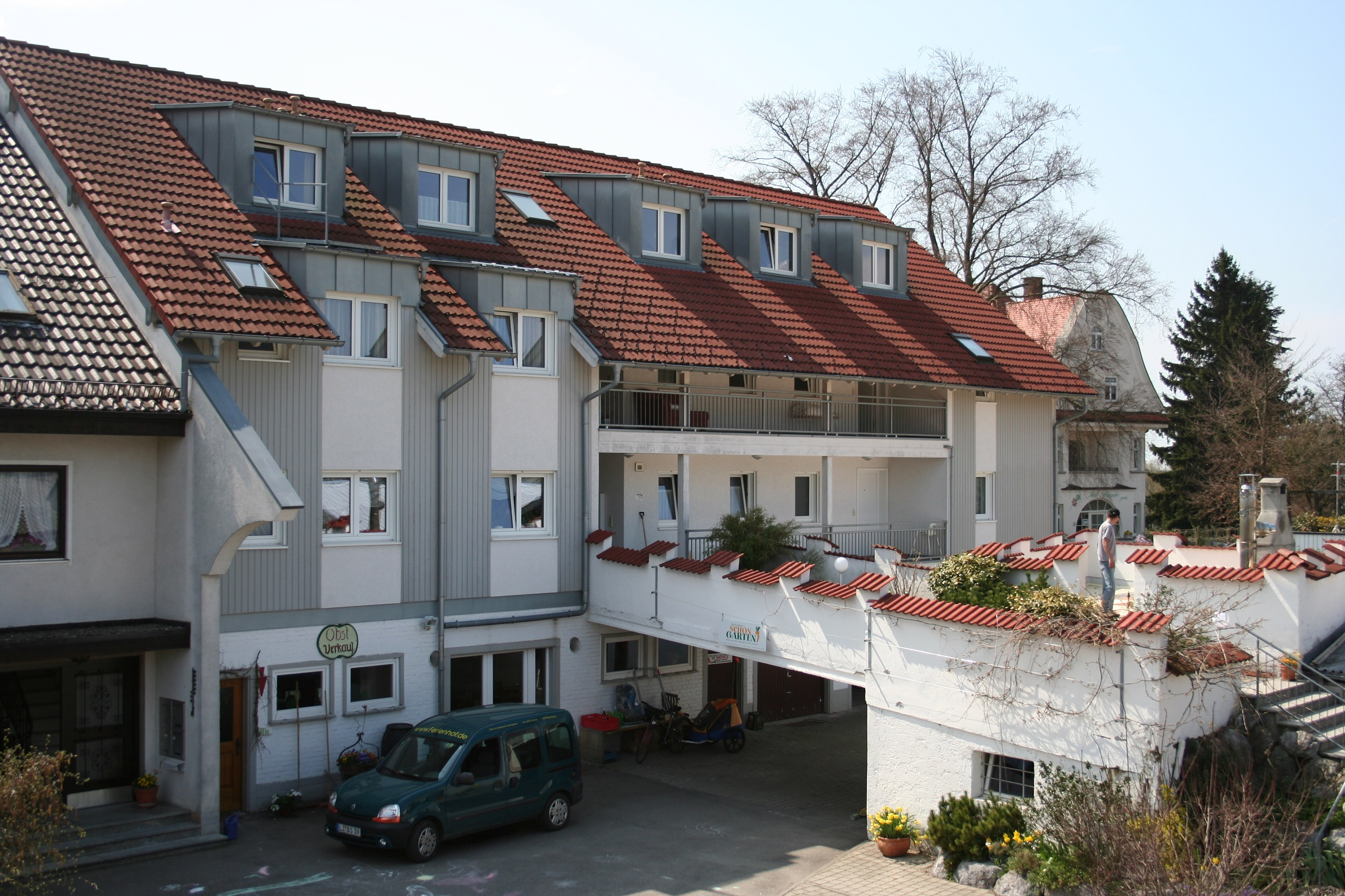Holiday apartment in lindau am bodensee germany bio for Bodensee apartment