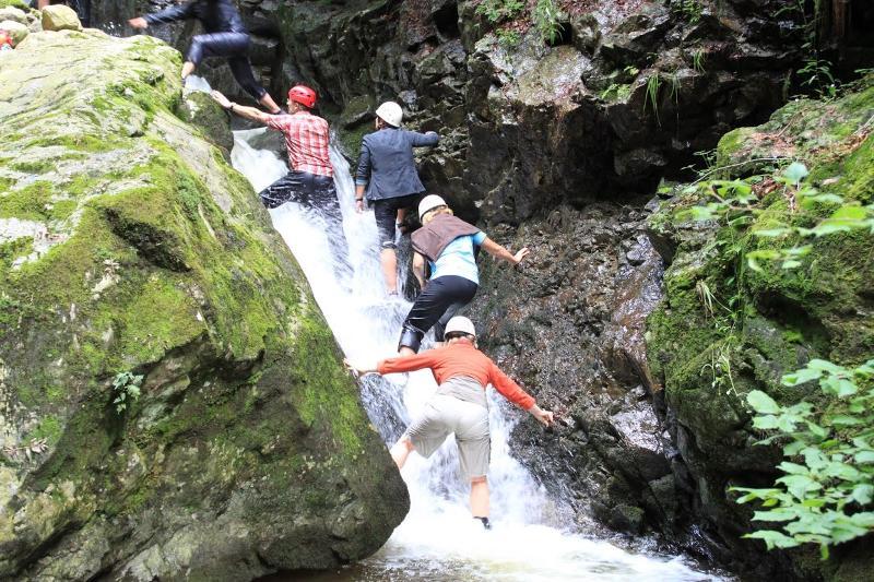 Erlebnis: Schluchting in der Bergwelt Todtnau