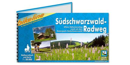 Radtourenbuch: Bikelineführer Südschwarzwald-Radweg