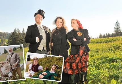 Erlebnis: Mit Fanny am Feldberg - wenn Romanfiguren wandern