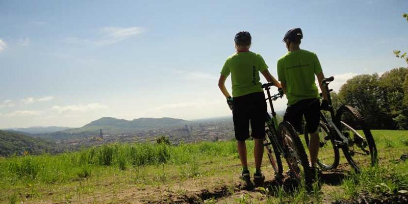 Geführte E-Mountainbike Tour rund um den Titisee