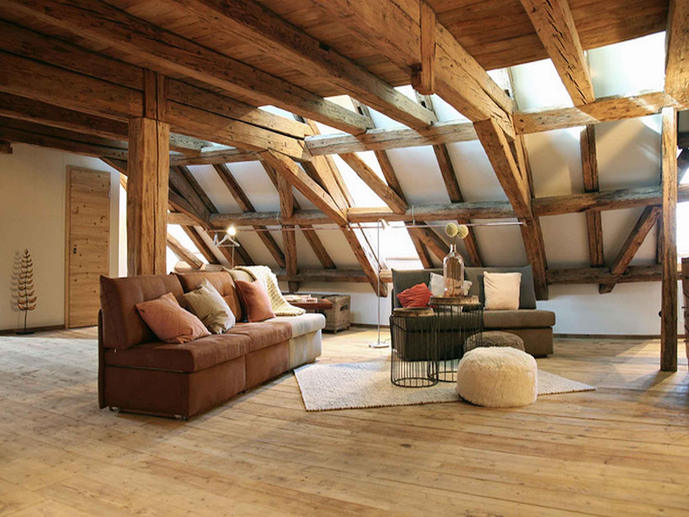 Juwel Unterm Dach Wohnzimmer