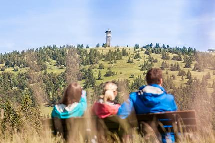 Pauschale: Geführte 2 Tageswanderung - Auf idyllischen Steigen rund um den Höchsten