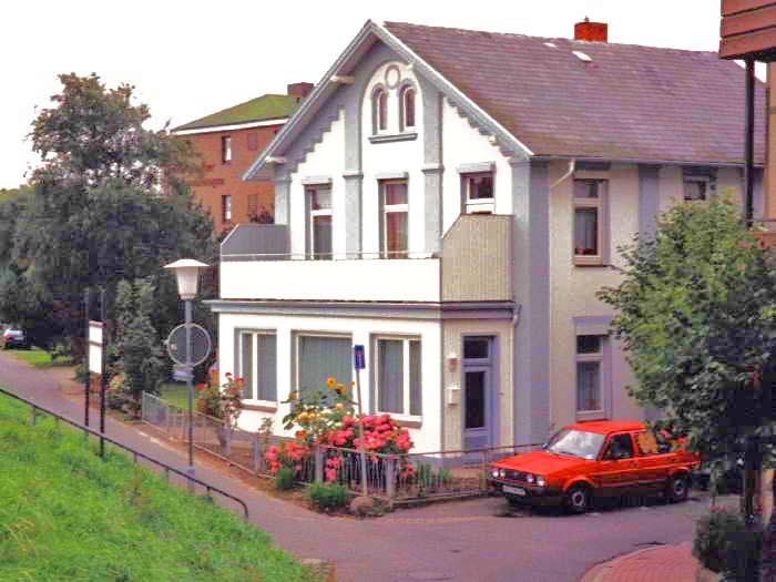 Haus Courkamp - 014 (Büsum). Ferienwohnung-2-Raum Nr. 101