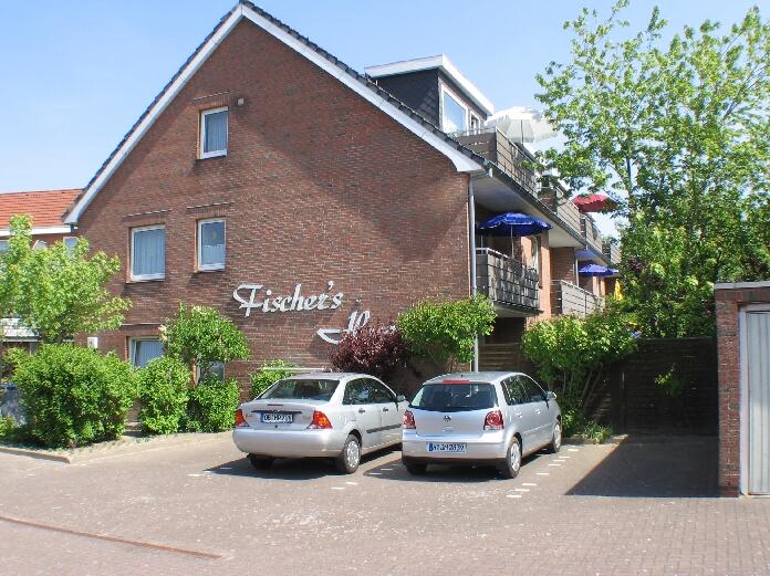 Fischer's Hus - 016 (Büsum). FeWo-2-Raum Nr. 212